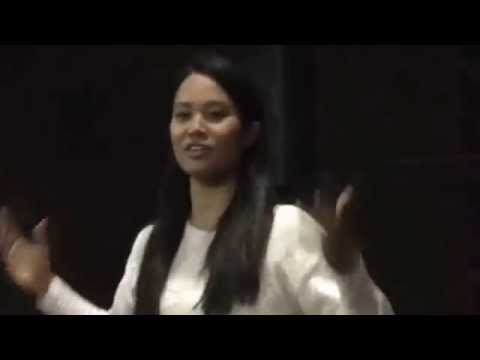 Asia McKenzie - Moving Speech At TLA-Event Part 1 of 2