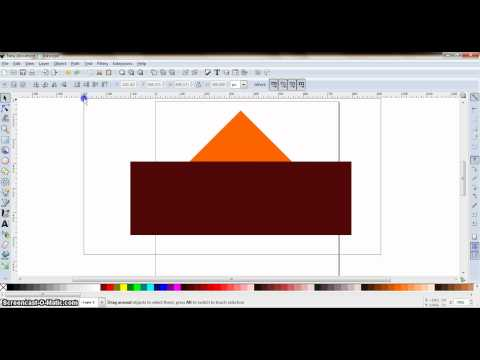 Inkscape Tutorial Series - Path Menu Options 02