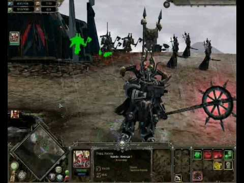 Warhammer 40000 Dawn Of War Dark Crusade Святая Война