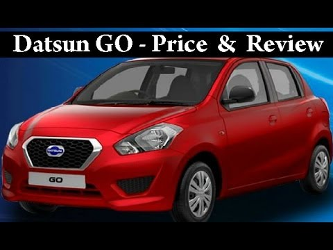 2014 Datsun GO - Price, Review‎ & Renault KWID Concept CAR