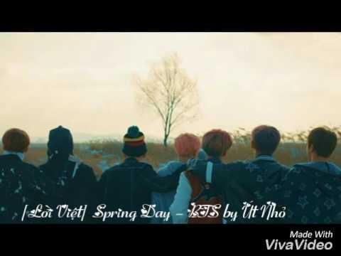 [Lời Việt] Spring Day - BTS by Út Nhỏ