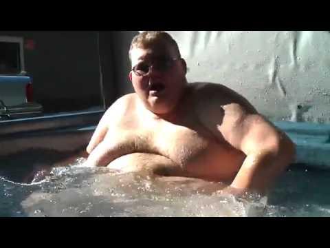 Fat Guy In Hot Tub 83