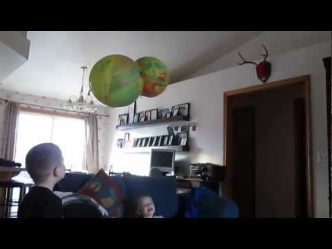 Fan & Balloon Fun