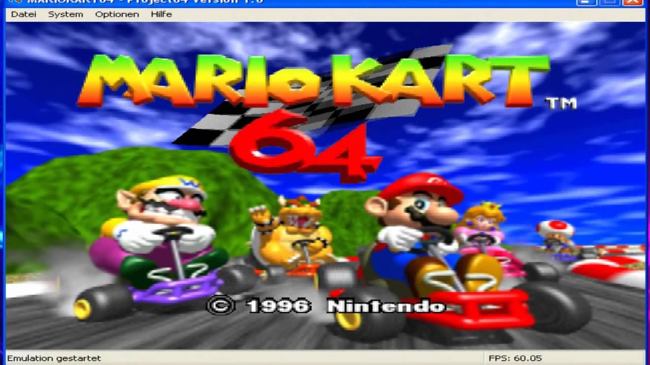 Download Mario Kart 64 Rom Pc Galleryfile