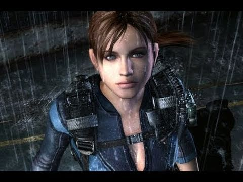Resident Evil: Mercenaries 3DS - Jill and Wesker Trailer