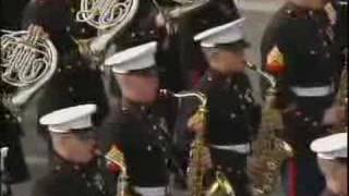 U.S. Marine Corps Marching Band 2008 Rose Parade