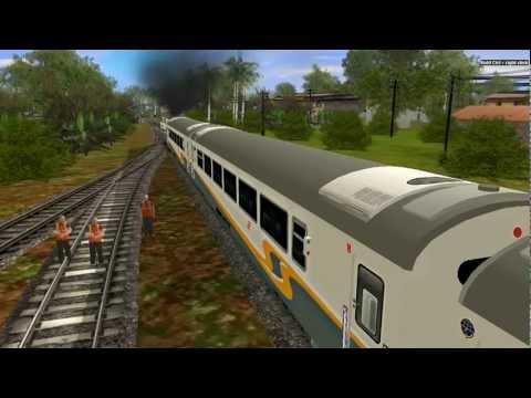 Kereta Api Indonesia - Argo Wilis