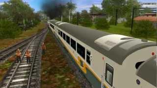 Kereta Api Indonesia Argo Wilis