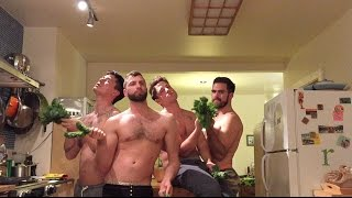 Funny Group Of Bros Recreate Beyoncé's 7/11 Music Video