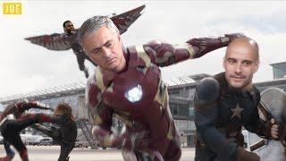 The Manchester Derby - Civil War