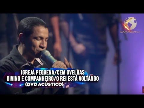 LOUVOR ALIANÇA - POT-POURRI DE GUARANIAS - ACÚSTICO