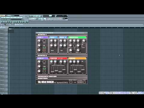 TAL NoiseMaker   Cool Free VST Synth For Your Electronic Studio