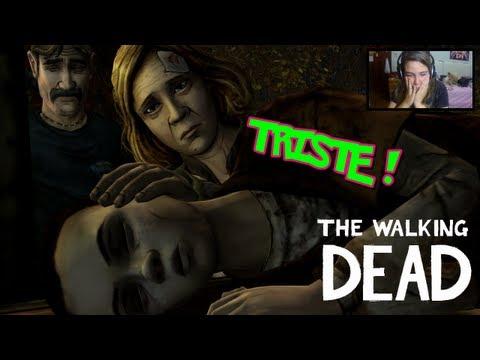 The Walking Dead #17 Quase Chorei ;'(