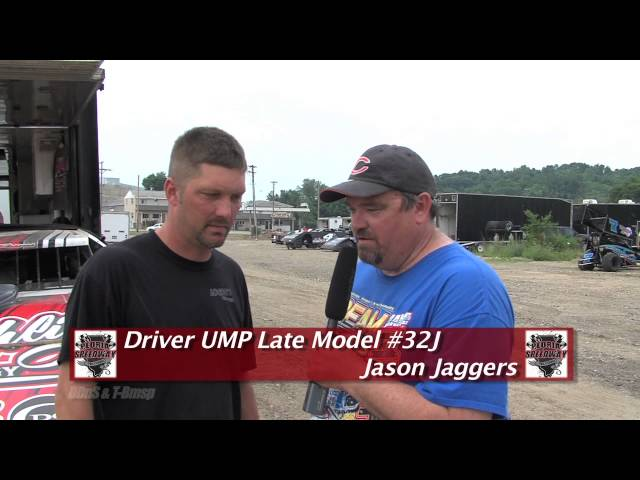 "Peoria Speedway 7/6/13 ""Flood the Stands"" Part #1"