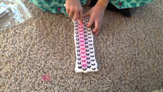 How To Make A Rainbow Bridge On A Fun Loom