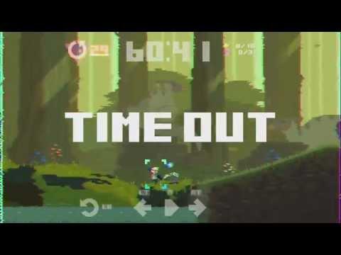 Super Time Force Gameplay Walkthrough (Upload)