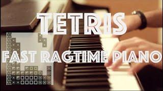 Tetris: Korobeiniki, Fast Ragtime Piano Cover