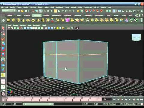 Modeling in Maya 2011 (Urdu,Hindi)