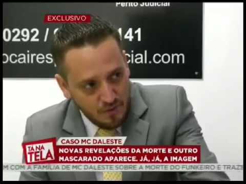 Perito Judicial Ricardo Caires Fala sobre foto caso MC DALESTE rede Bandeirantes de Televisão