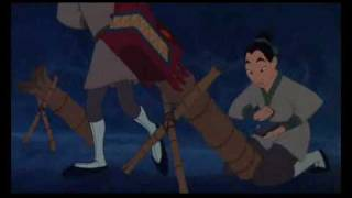Mulan I'll Make A Man Out Of You