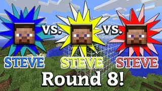Steve vs. Steve - A Minecraft Rivalry - EP08