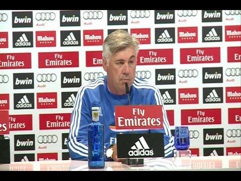 Ancelotti confirma que Bale jugará en El Madrigal