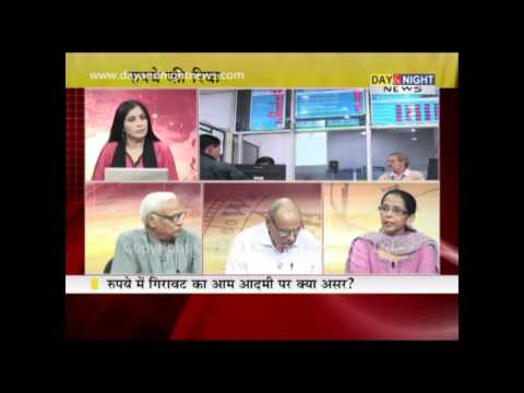 Prime(Hindi) - Rupee at record Low - 21 Aug 2013