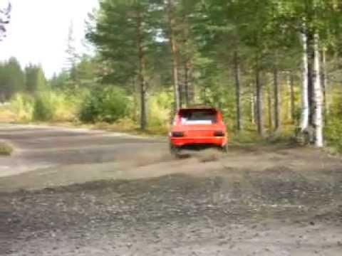 Kajaani Rallisprint 2011, 1 Heikki Hassinen K-KUA Toyota Starlet