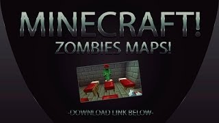 {PS3 ONLY} Minecraft Zombie Survival Map! { FIXED