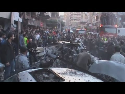 Four dead in car bomb attack during rush hour in Beirut
