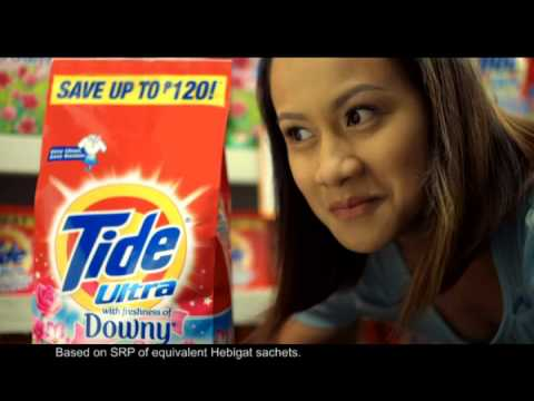 Big TVC for Tide Big Bags