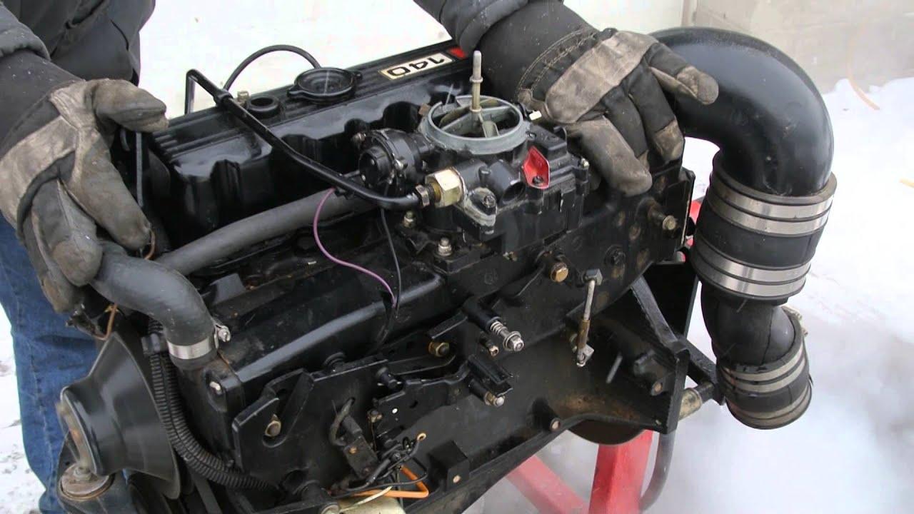 Mercruiser Alpha 140 Hp Stern Drive Engine For Sale On Greenbayprop Com