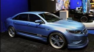 2011 Ford Taurus SHOx at SEMA videos