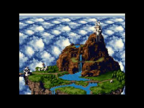 Chrono Trigger - Intro (SNES) [HD]
