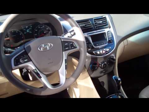 2014 Hyundai Accent | Tameron Hyundai | Larry Johnson, New Car Sales