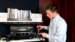 How To Set Up An RS 180 KLEER Wireless Headphone