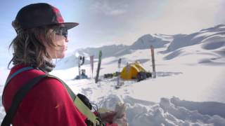 POWDER TV: Sweetgrass AK Plane Camping