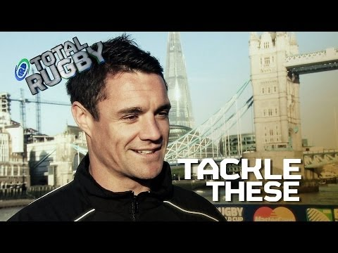 [TACKLE THESE] Dan Carter