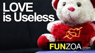 Pyar Bakwas Hai- Cute Teddy Explains Why Love Is Useless
