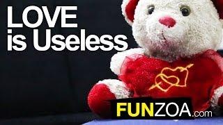 Pyar Bakwas Hai- Cute Teddy Explains Why Love Is Useless