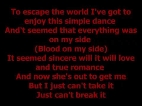 Blood On The Dance Floor - Yo Ho Lyrics | MetroLyrics