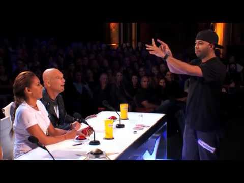 Vua ảo thuật - Smoothini-America's Got Talent 2014