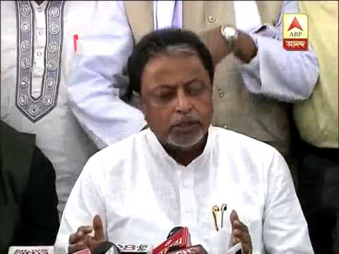 Mukul Roy on Anisur Rahaman
