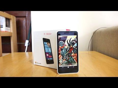 Nokia Lumia 635 Unboxing [T-Mobile]