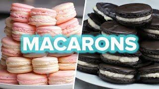 Macarons 4 Ways