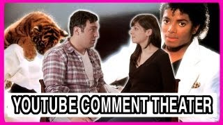 [Michael Jackson - Thriller - YouTube Comment Theater] Video