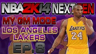 NBA 2K14 Next Gen My GM Mode Ep.8 Los Angeles Lakers