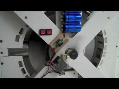 Quanta Magnet Motor Generator Hybrid_Part 2