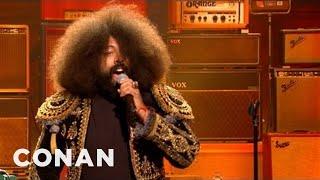 Conan: Reggie Watts Stand-Up, 2012