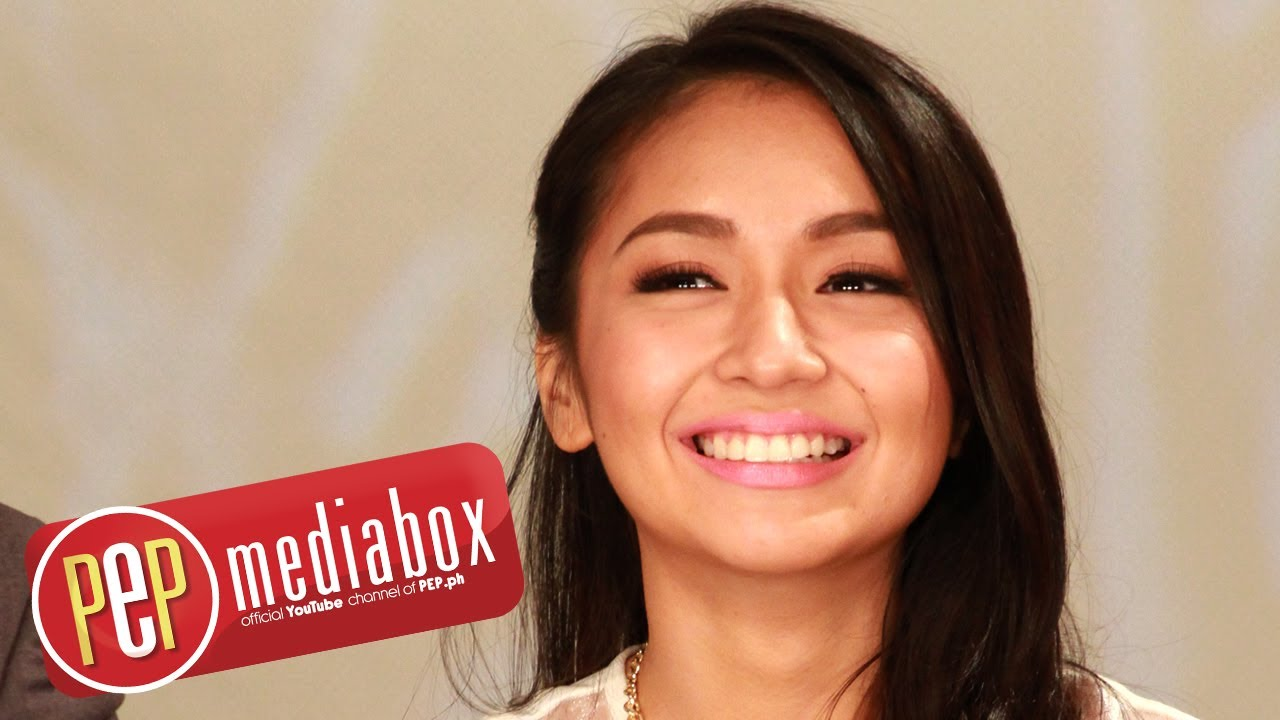 kathryn bernardo comments on holding hands with daniel